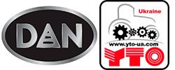 ЮТО-Україна - продаж тракторів YTO й DAN